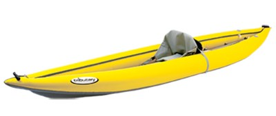 Aire Sawtooth Solo - flatwater kayak image