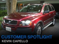 Customer Feature - Kevin Capello