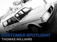 Customer Feature Thomas Williams