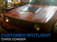 Customer Spotlight Chris Conger