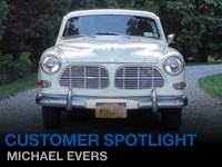 Customer Spotlight - Michael Evers - 1965 122s