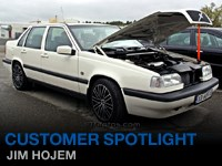 Customer Spotlight - Jim Hojem 1992 850