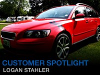 Customer Spotlight - Logan Stahler 2005 V50