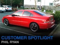 Customer Spotlight Phil Ryan 2007 S60R