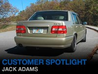 Customer Spotlight Jack Adams
