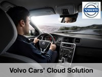 Volvo News Volvo Cars Cloud Solution Offers Total Connectivity
