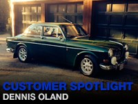 Customer Spotlight Dennis Oland