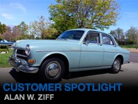 Customer Spotlight Alan W Ziff