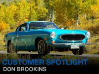 Customer Spotlight Don Brookins