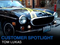 Customer Spotlight Tom Lukas