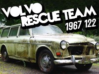 Volvo Rescue Team: 1967 122 - Shelby