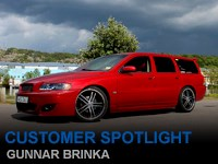 Customer Spotlight - Gunnar Brinka