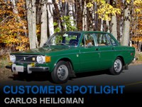 Customer Spotlight Carlos Heiligman