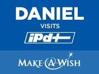 Daniel Vigil Visits ipd