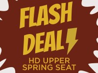HD Upper Spring Seat Flash Deal