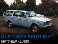 Customer Spotlight Matthew Klunis