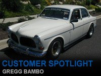 Customer Spotlight - Gregg Bambo