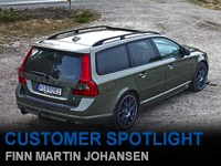 Customer Spotlight - Finn Martin Johansen