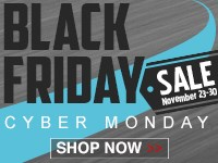 Black FridayCyber Monday Sale 2015