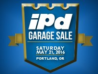 2016 ipd Garage Sale
