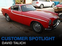 Customer Feature - David Talich