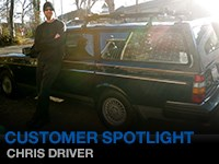 Customer Feature - Chris Driver