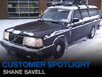 Customer Feature - Shane Savell