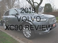 2018 Volvo XC90 First Impressions Review
