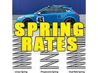 Coil Spring Rates