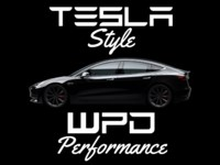 Sister Company WPD Tackles the Tesla Model 3 in Style