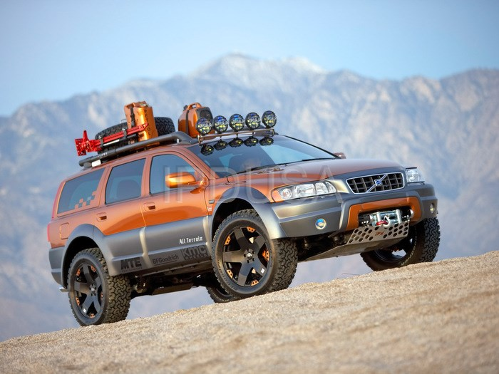 2001 Subaru Outback Custom >> Volvo retires ipd's XC70R All Terrain to the Volvo Museum in Gothenburg