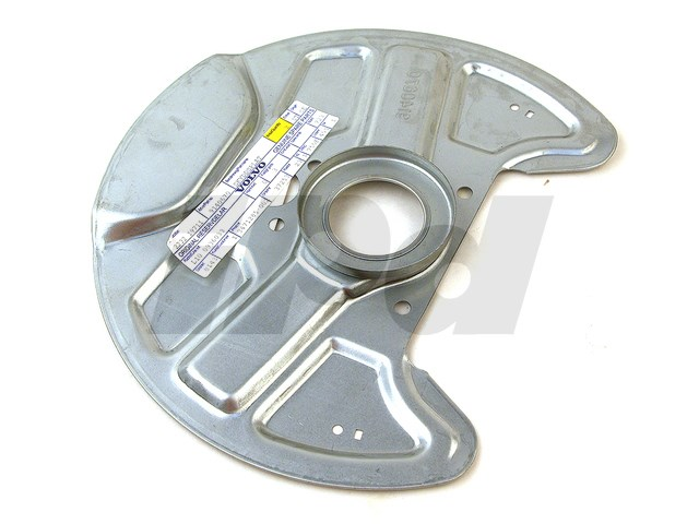 Volvo Front Brake Dust Shield Backing Plate - 700 900 ABS ...