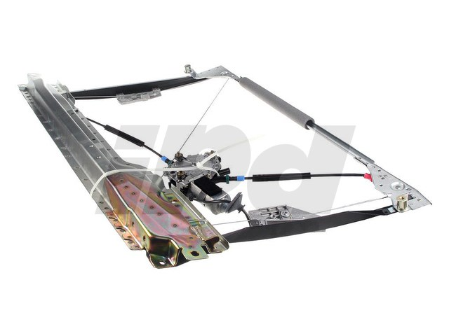 Volvo right window regulator with motor p80 c70 120402 for 2001 volvo v70 window regulator