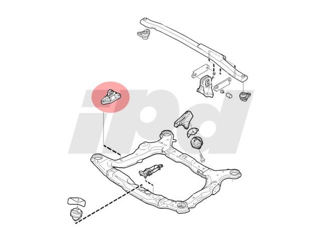 volvo engine mount right xc90 v8 120736 30723702 23053087300 2008 Volvo Cars 2011 volvo xc90