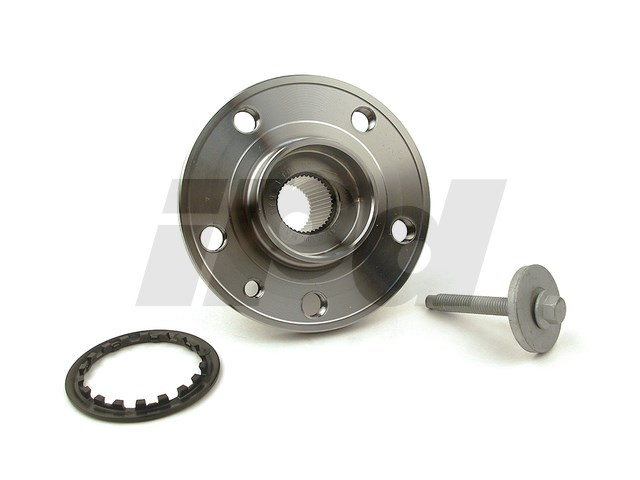 Volvo Front Wheel Bearing Hub Assembly - P3 S60 S80 V70 ...