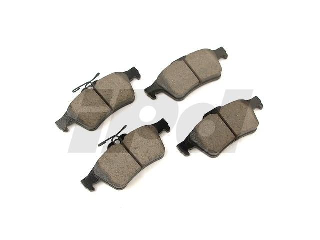120906 - Rear Brake Pad Set Ceramic - P1 S40 V50 C30 C70 31341331