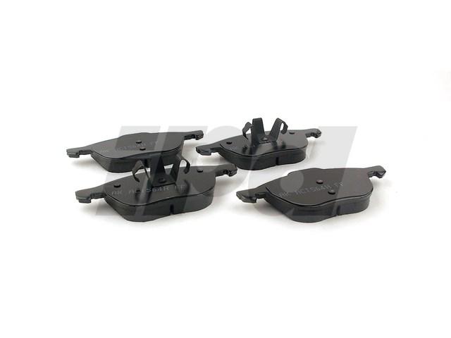 volvo front brake pad set ceramic 300mm p1 v50 s40 c70 c30 120904 30793618 act1044 30793618c. Black Bedroom Furniture Sets. Home Design Ideas