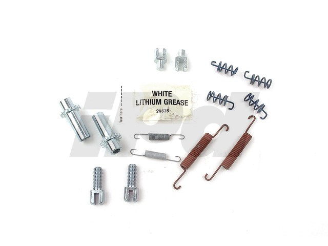 Volvo Parking Brake Hardware Kit - P2 S60 V70 XC70 XC90 S80 Centric 120935