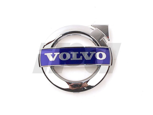 Volvo iron grille emblem 125mm 121031 31383031 31294507