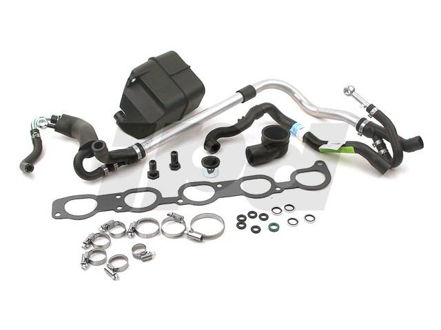 Volvo Pcv Breather System Kit 2005 2009 P2 S60 S80 V70