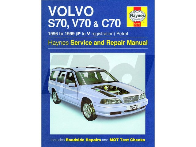 volvo haynes shop manual uk edition 105544 9l3573 rh ipdusa com Volvo S70 in Michagan 2000 Volvo S70 GLT
