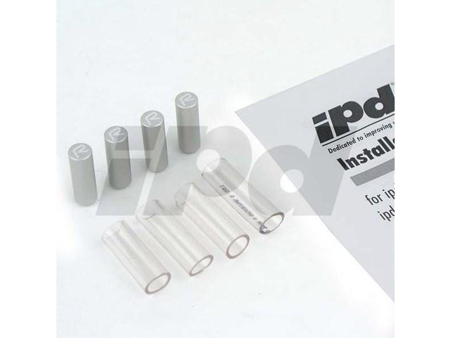 111323 IPD DOOR LOCK PINS (SILVER W/  R  LOGO)  sc 1 st  iPd & Volvo Door Lock Pin Set - Silver with