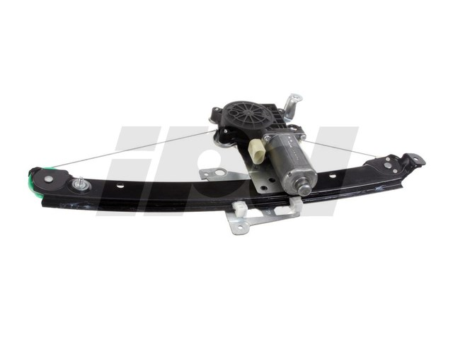 Volvo right rear power window regulator p2 s60 s80 v70 for 2001 volvo v70 window regulator