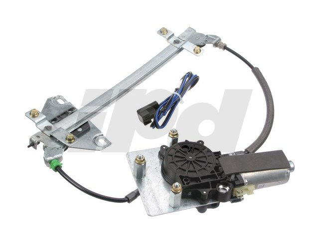 Volvo left rear power window regulator s40 v40 121517 for 2001 volvo v70 window regulator