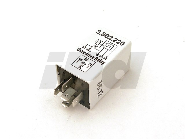 volvo overdrive relay automatic 240 740 760 780 940 kaehler 104301 Volvo 850 Wiring Diagram ipd 104301 overdrive relay automatic 240