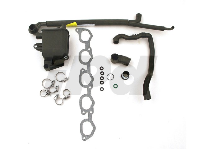 Volvo Pcv Breather System Kit 1998 S70 V70 Non Turbo