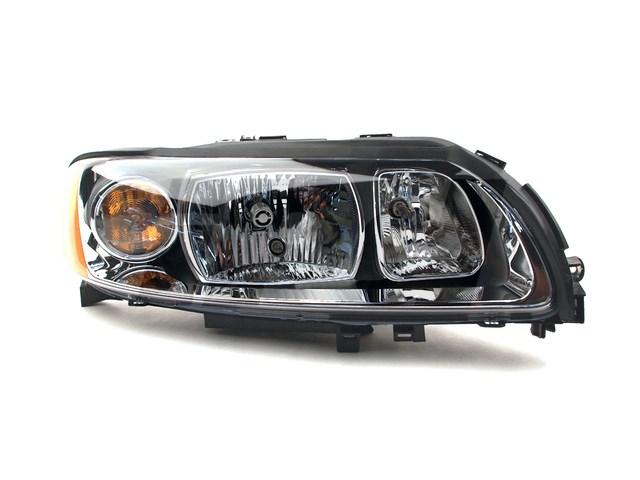 Halogen Headlamp Assembly - Right - P2 V70 XC70 Genuine Volvo 115351