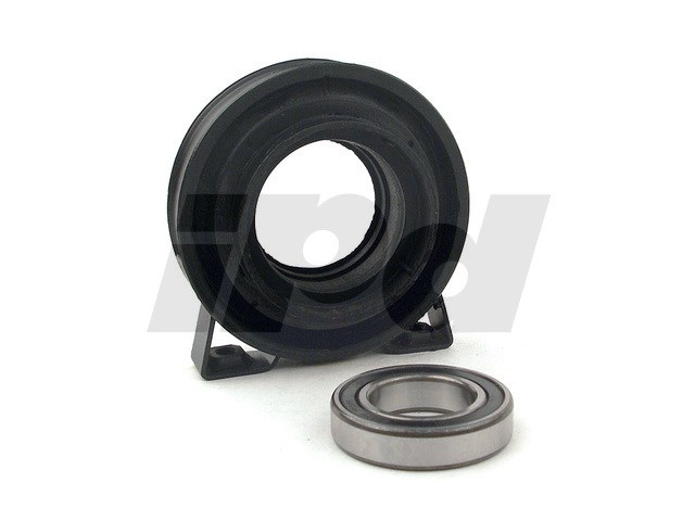 Volvo Driveline (Driveshaft) Center Support Carrier Mount & Bearing Kit 106741 1209820 9445857 ...