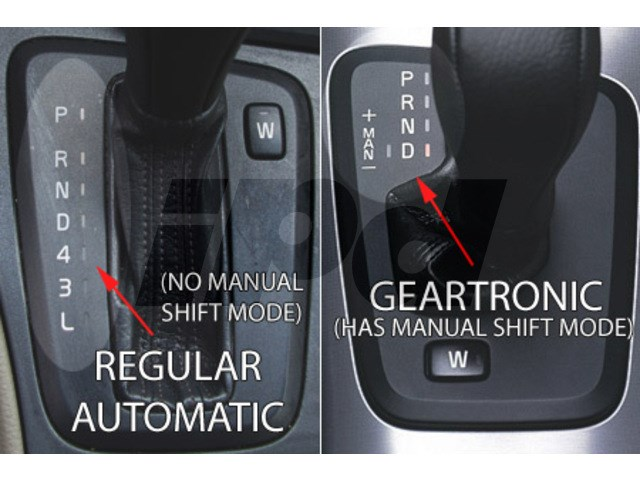 Volvo Gear Shifter Button P2 V70 S60 XC70 with Geartronic ...