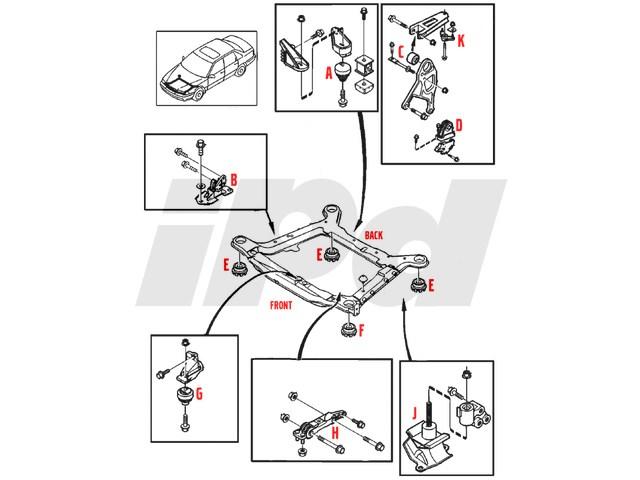 Volvo Transmission Torque Mount 112760 8659000 9485400 8k0140. Volvo. Volvo S80 Transmission Parts Diagram At Scoala.co